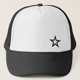 Casquette de camionneur d'étoile par