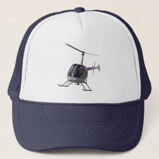 Casquette de camionneur d'hélicoptère de