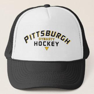 Casquette de camionneur d'hockey de dynastie de