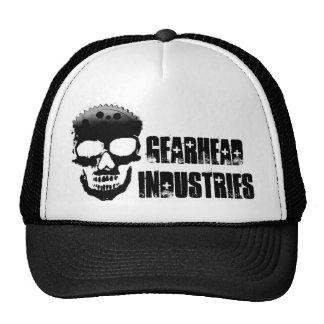 Casquette de camionneur d'industries de GearHead