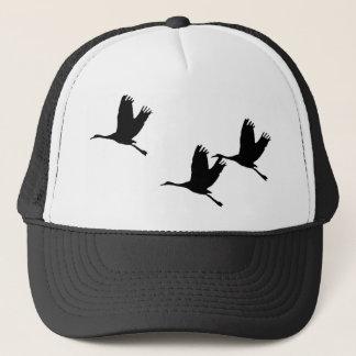 Casquette de camionneur d'oiseaux de BOF