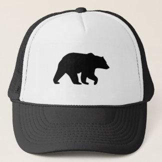 Casquette de camionneur d'ours