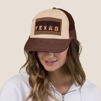 Casquette de camionneur du Texas