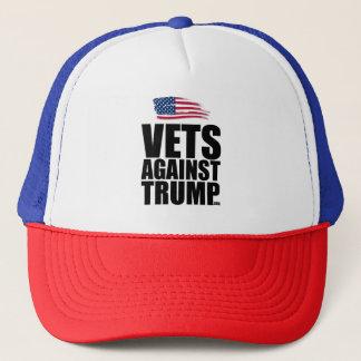 Casquette de camionneur - vétérinaires contre