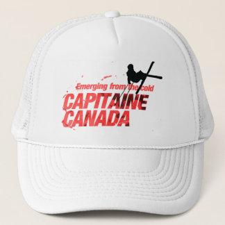 Casquette de Capitaine Canada