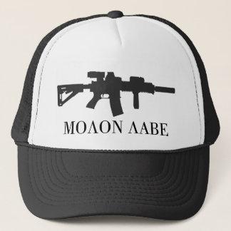 Casquette de carabine de Molon Labe