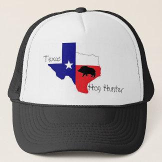 Casquette de chasseur de porc du Texas