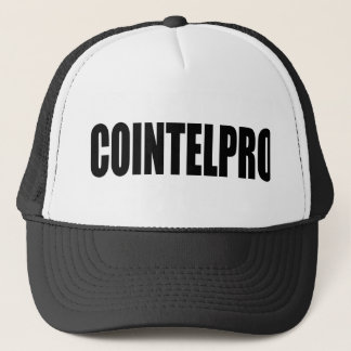 Casquette de COINTELPRO