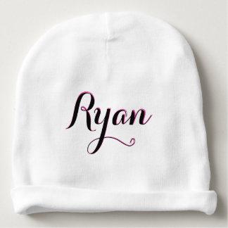 casquette de commercialisation de Ryan du bébé 72 Bonnet De Bébé
