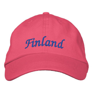 Casquette de coutume de la Finlande