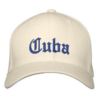 Casquette de coutume du Cuba