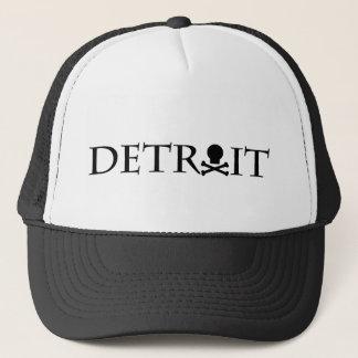 Casquette de crâne de Detroit