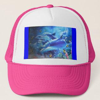 Casquette de dauphin d'amour