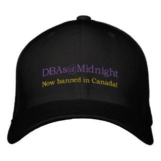casquette de DBAs@Midnight !