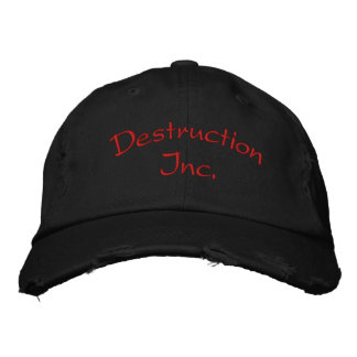Casquette de Destruction Inc.