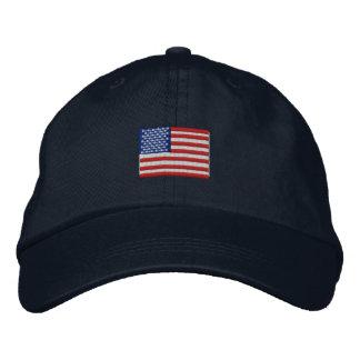 Casquette de drapeau américain