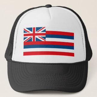 Casquette de drapeau d'Hawaï