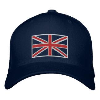 Casquette de drapeau du Royaume-Uni Union Jack