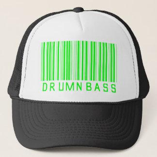 casquette de drumnbass