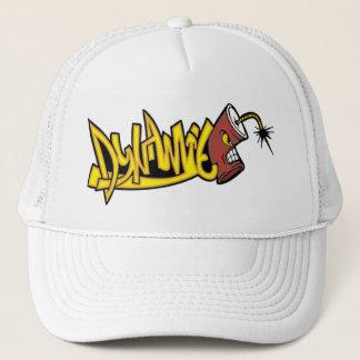 """Casquette de """"dynamite"""""""