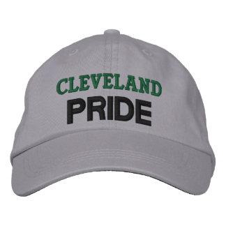 Casquette de fierté de Cleveland
