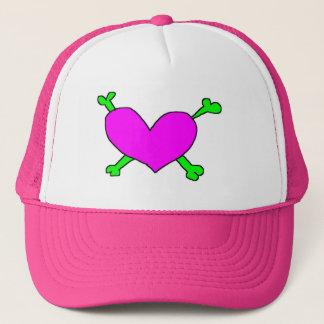casquette de fille de balancier