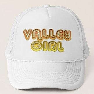 Casquette de fille de vallée
