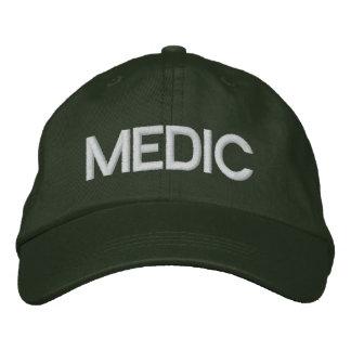 Casquette de Flexfit de médecin - vert