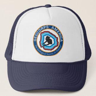 Casquette de GeoCorps Amérique