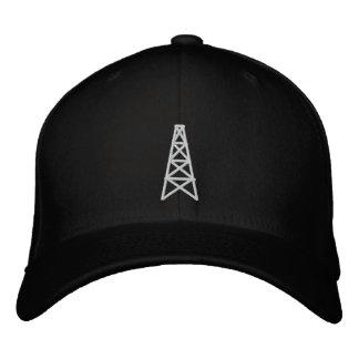 Casquette de gisement de pétrole (foreur)