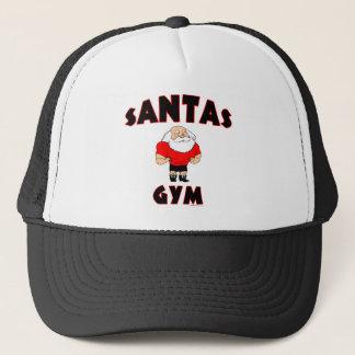 Casquette de gymnase de Santa