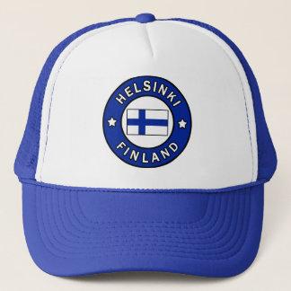 Casquette de Helsinki Finlande