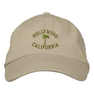Casquette de Hollywood la Californie Casquette Brodée