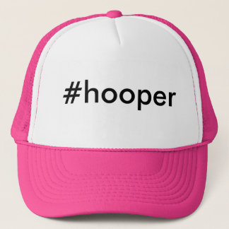 casquette de #hooper