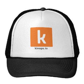 casquette de kinops