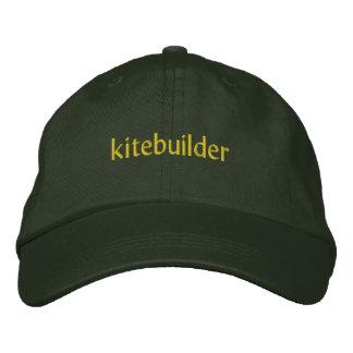 casquette de kitebuilder