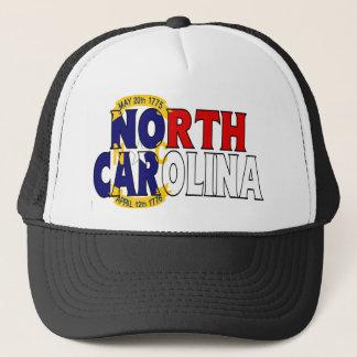 Casquette de la Caroline du Nord