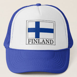 Casquette de la Finlande