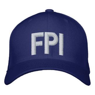 Casquette de la LA FPI - copie blanche