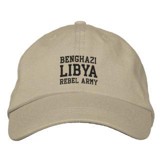 Casquette de la LIBYE