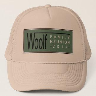 Casquette de la Réunion de famille de Woolf