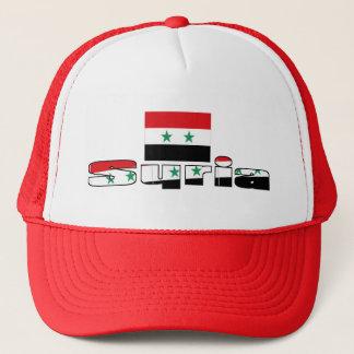 Casquette de la Syrie