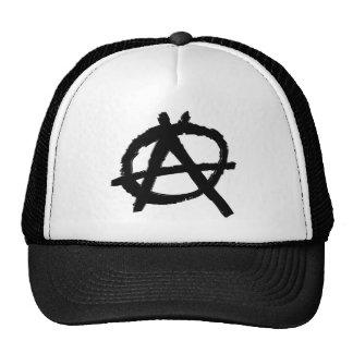 Casquette de l'anarchie (noir)