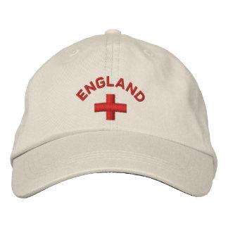Casquette de l'Angleterre - drapeau anglais de Casquette Brodée