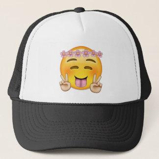 Casquette De langue emoji