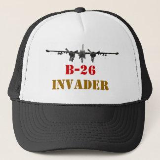 Casquette de l'envahisseur B-26
