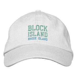 Casquette de l'ÎLE DE BLOCK 1