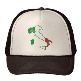 Casquette de l'Italie