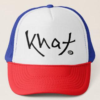 Casquette de logo de Khat