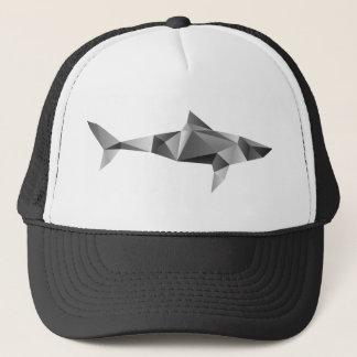 Casquette de logo de requin